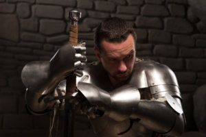 Chivalry isn't Dead: The Submissive in Shining Armor By Schadenfreude