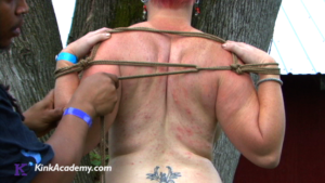 More than TK: The Tengu Chest Harness, Part 1