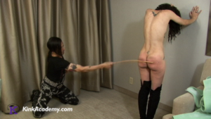 English Caning: The Last 3 Strokes