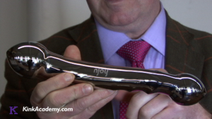 """NJoy """"Eleven"""": Part 5 – """"The Finest Dildo in the World"""""""