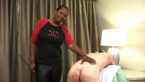 Figging and Caning