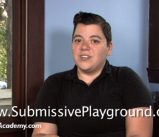 The Submissive Playground e-Course