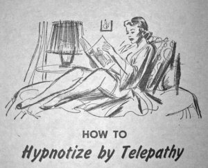 The idea may be sexy, but the reality of hypnosis is even sexier.